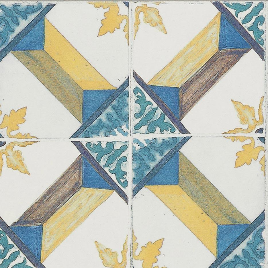 Somerhalder blaugelb