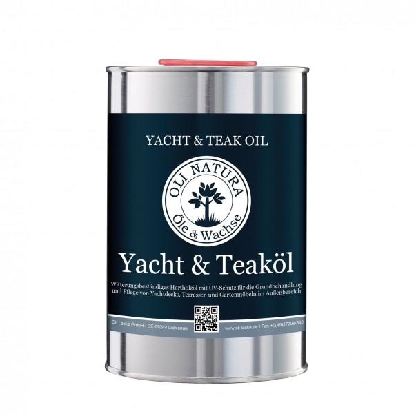 Yacht& Teaköl natur - OLI Lacke GmbH